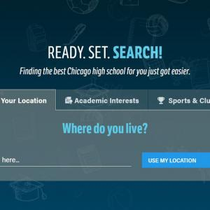 High School Bound Website